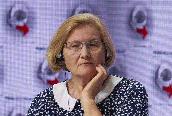 Prof. Józefa Hrynkiewicz